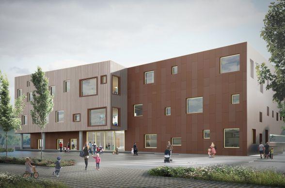 Decker lammar associés architecture et urbanisme projets